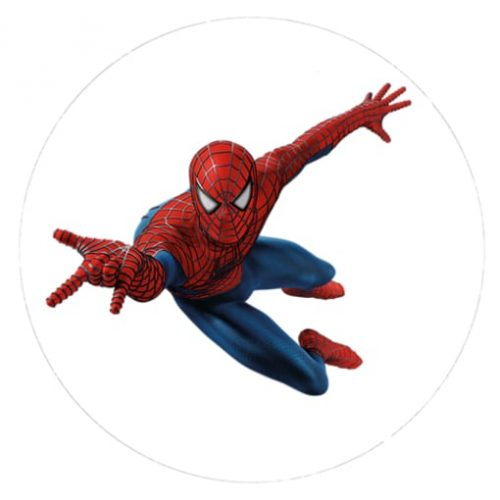 oplatki-oplatek-na-tort-spiderman